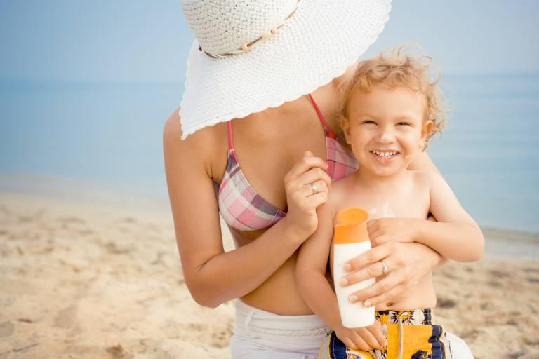 особенности детской кожи