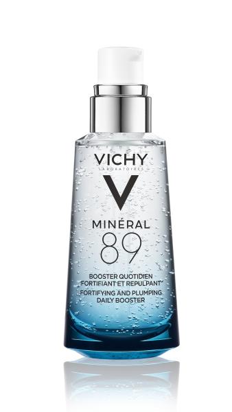 Ежедневный гель-сыворотка для кожи, подверженной агрессивным внешним воздействиям Mineral 89, Vichy