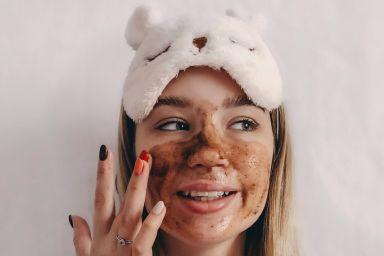 ПРОДУКТ НЕДЕЛИ: бодрящий сахарный скраб для лица и губ, L'Oréal Paris
