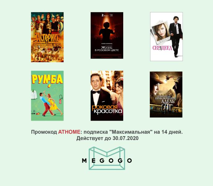 афиши французских фильмов мегого