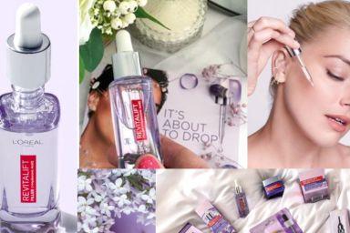 Новая гиалуроновая сыворотка: Revitalift Филлер L'Oréal Paris