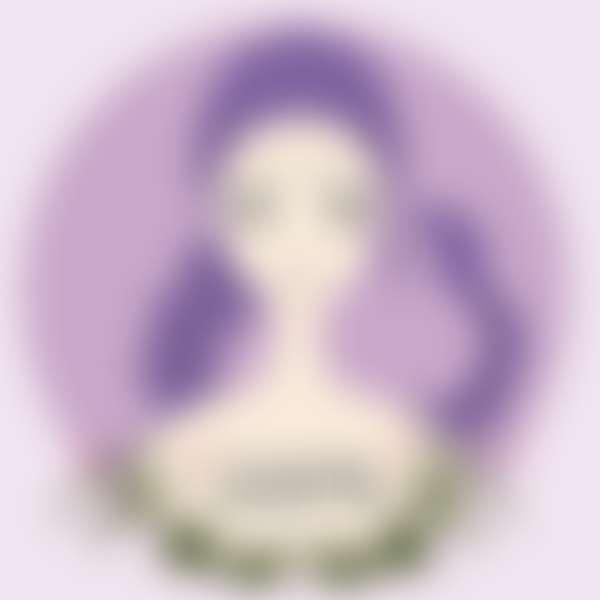 девушка скорпион рисунок знака зодиака