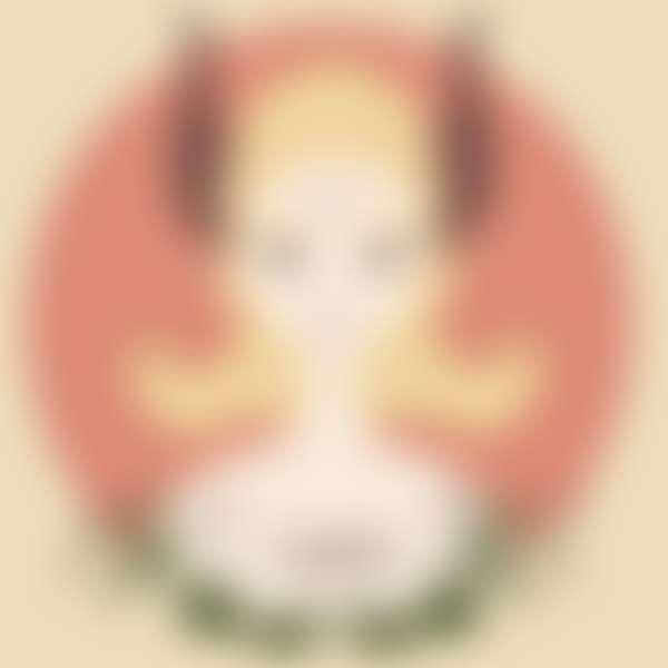 зодиак телец рисунок девушки