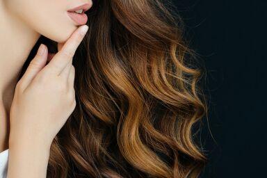 Поймать волну: кудрявые волосы