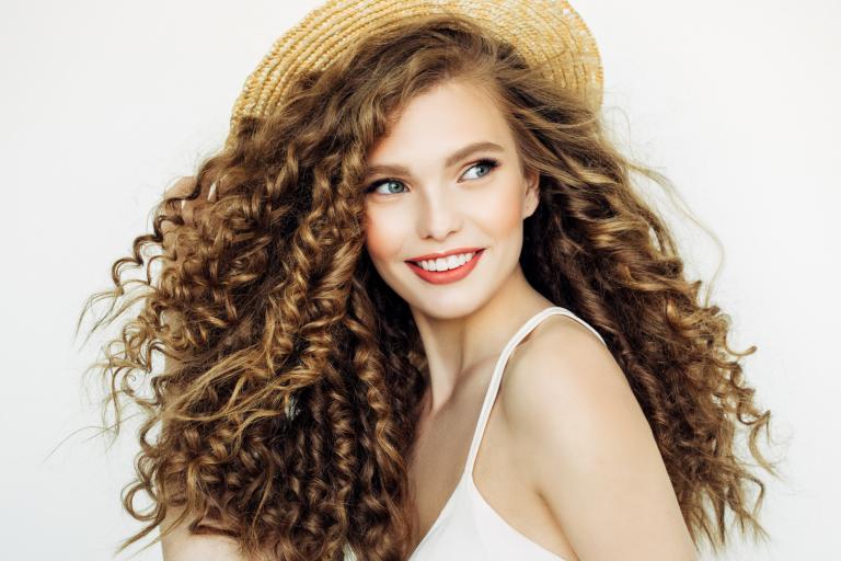 Кудрявые волосы 3 типа