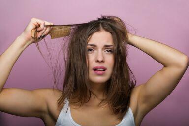 Курс на увлажнение: сухие волосы