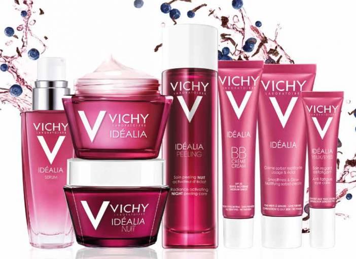 кремы Vichy