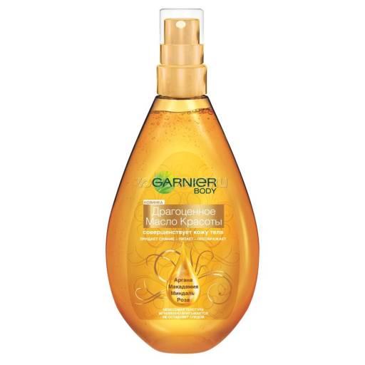 драгоценное масло красоты Garnier