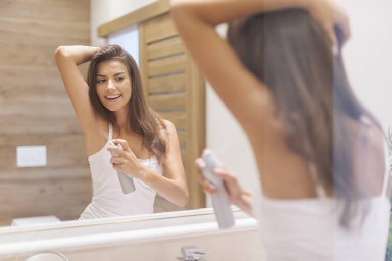 дезодорант и антиперспирант
