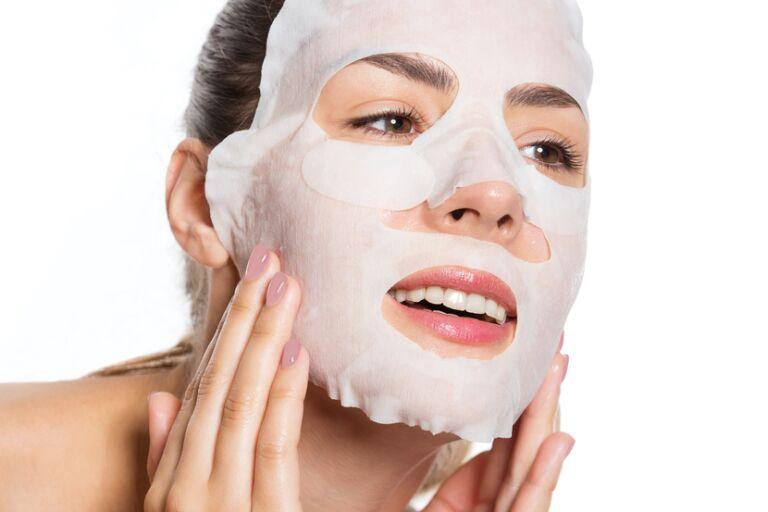 Маски для кожи лица Garnier