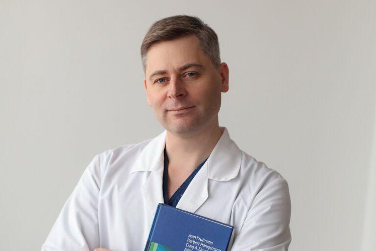 дерматолог la roche-posay Александр Прокофьев