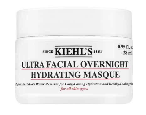 ночная маска Kiehl's