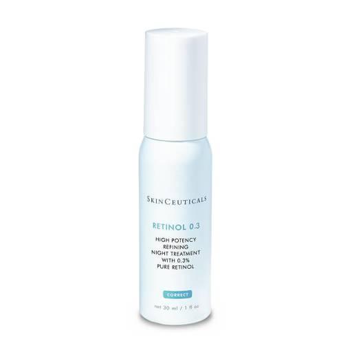Высокоэффективный ночной крем-уход с ретинолом Retinol 0.3, SkinCeuticals