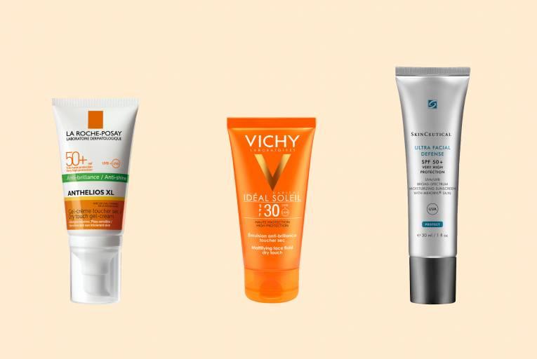 Защита от солнца /крем для загара для жирной кожи