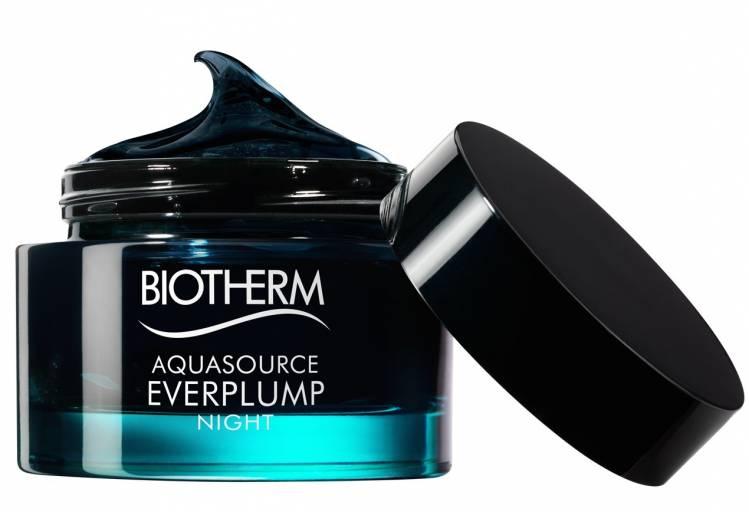 Ночная маска, восстанавливающая упругость кожи Aquasource Everplump Night, Biotherm