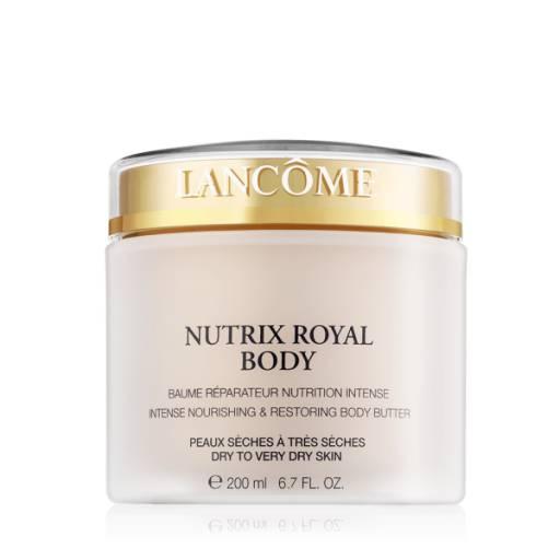 Интенсивный восстанавливающий и питательный крем для тела для сухой и очень сухой кожи Nutrix Royal Body, Lancôme