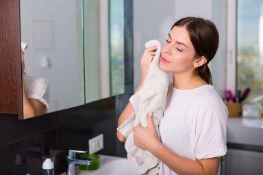 Скраб для очищения кожи лица