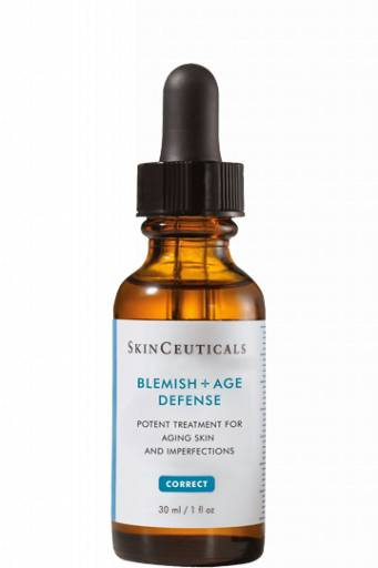 Serum for correction of acne and age-related changes Blemish & Age Defense, SkinCeuticals