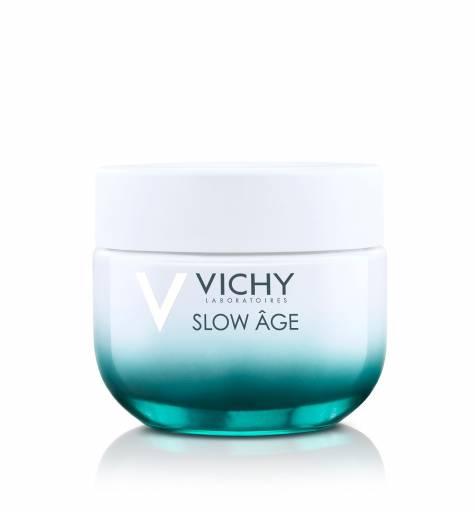 Укрепляющий крем против признаков старения на разных стадиях формирования Slow Age Vichy