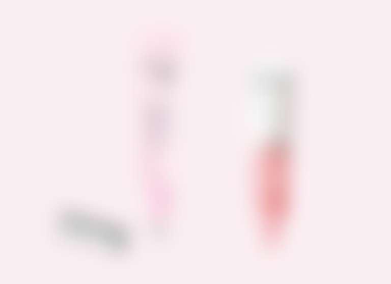 Средства со встроенным аппликатором из силикона Крем для контура глаз Idealia, Vichy, Бальзам для губ Aquasource Plump and Glow Lips, Biotherm