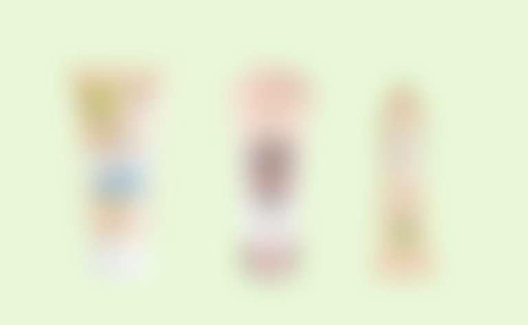 BB-крем 5 в 1 Чистая Кожа, Актив, Garnier  Dream Satin BB, SPF 30, Maybelline Ролик вокруг глаз BB крем, Секрет совершенства, Garnier