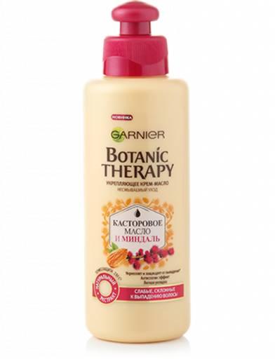 Крем-масло против выпадения  волос Botanic Therapy