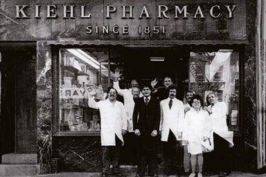 История бренда Kiehl's