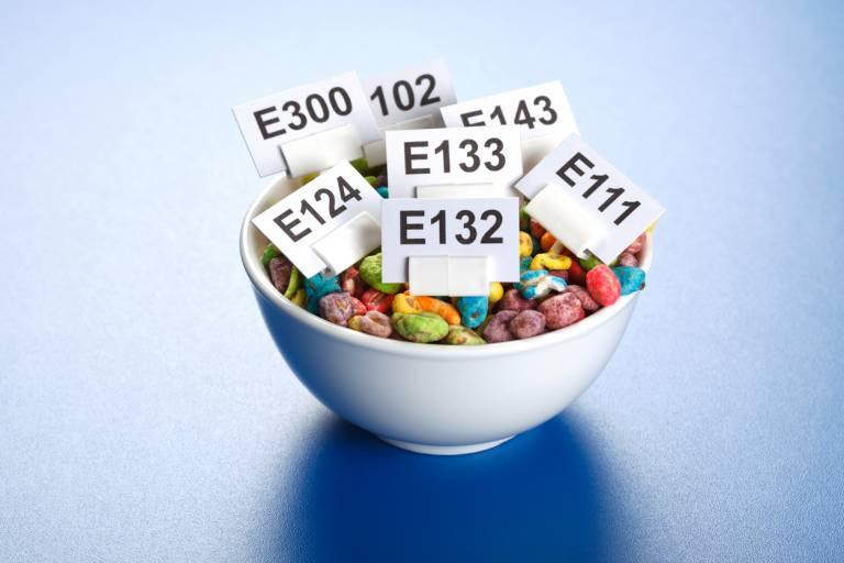 консерванты пищевые E