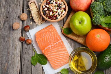 Правильное питание для красивой и здоровой кожи лица