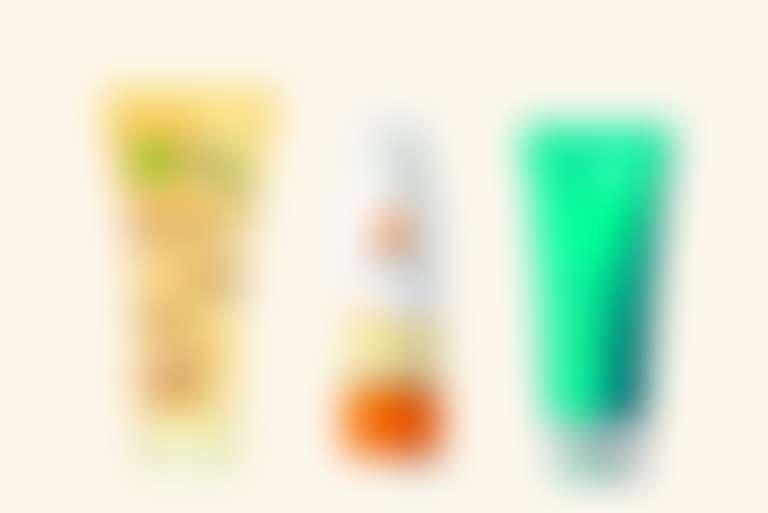 Скраб красоты Garnier, Спрей-вуаль Anthelios XL La Roche-Posay, Celluli Eraser Biotherm