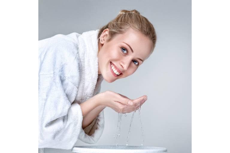 Очищение с помощью воды