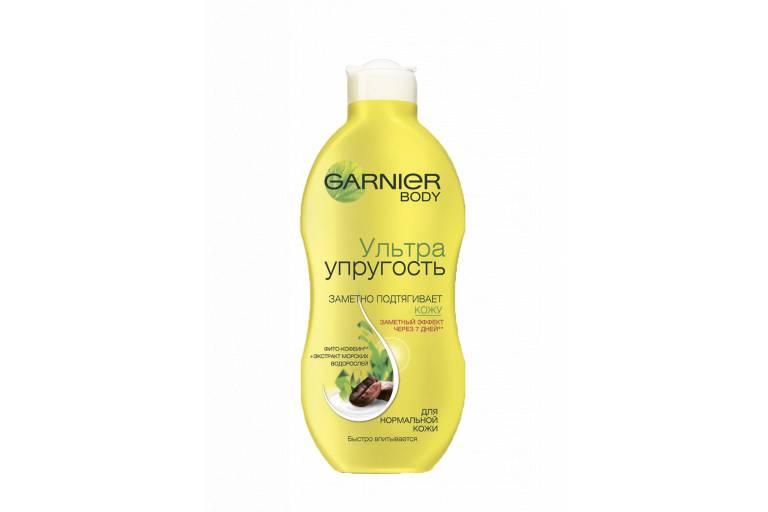Укрепляющее молочко для тела «Ультра-упругость», Garnier