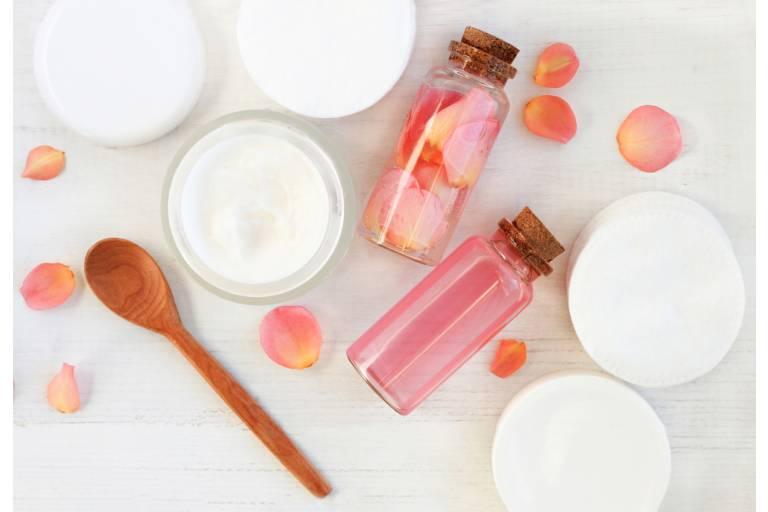 Розовая вода - ингредиент
