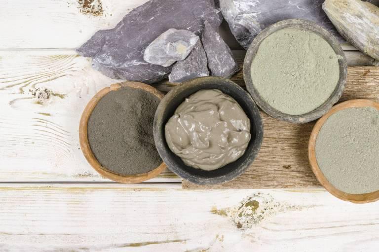 Ингредиент - глина
