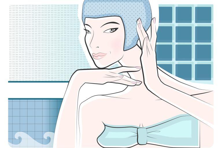 Как ухаживать за кожей тем, кто ходит в бассейн