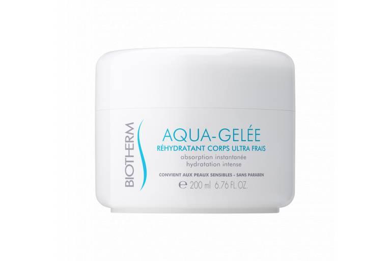 Ультрасвежий увлажняющий гель для тела Aqua-Gelee, Biotherm