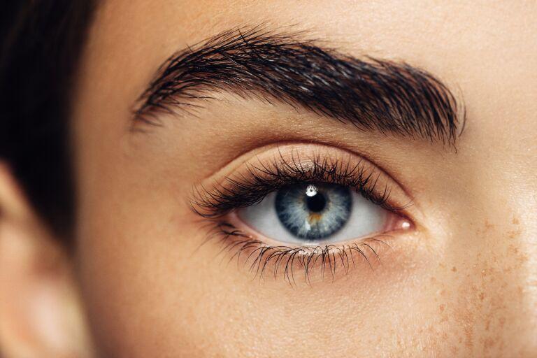 кожа вокруг глаз