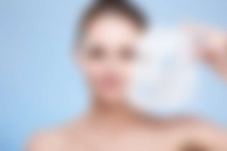 Тканевая увлажняющая маска для лица