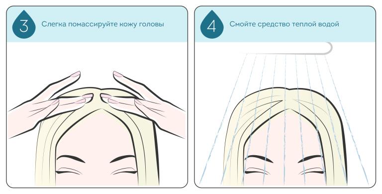 как избавиться от перхоти: пилинг кожи головы 2