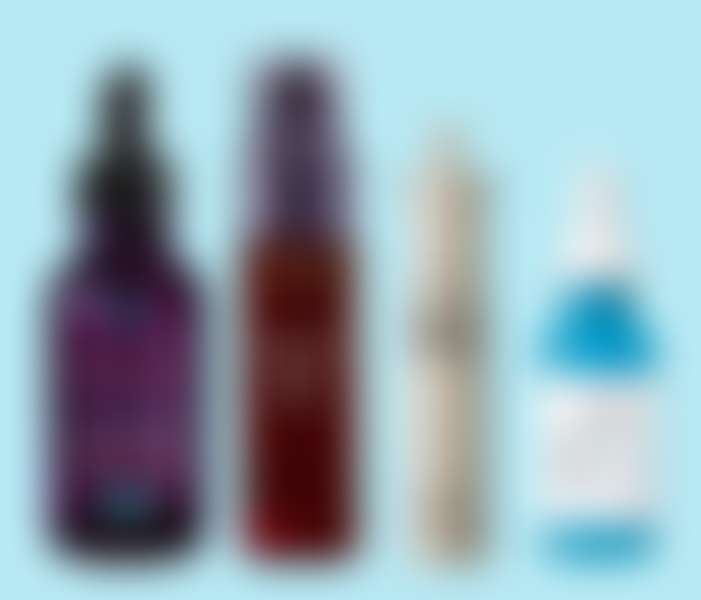 H.A.Intensifier Skinceuticals, сыворотка ревиталифт лазер l'oreal paris, cыворотка prodigy helena rubinstein, hyalu b5 la roche-posay