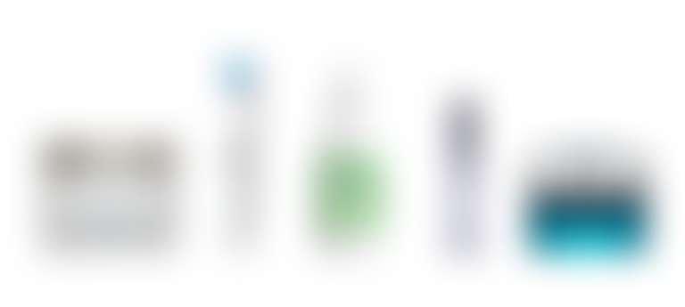 Тройное корректирующее липидовосполняющее средство Trilpe Lipid Restore 2:4:2, SkinCeuticals, Корректирующий крем-гель для проблемной кожи, против несовершеств и постакне Effaclar Duo (+), La Roche-Posay, Увлажняющий антистресс флюид для лица Skin Rescuer, Kiehl's, Сыворотка для молодости взгляда LiftActiv Serum Eye&Lashes,  Vichy, Мультиактивное ночное гель-масло Visionnaire Nuit, Lancome