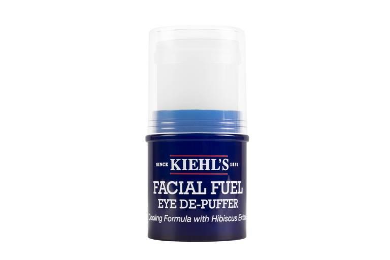 Мужской гель-стик против мешков и темных кругов под глазами Facial Fuel Eye De-Puffer, Kiehl's