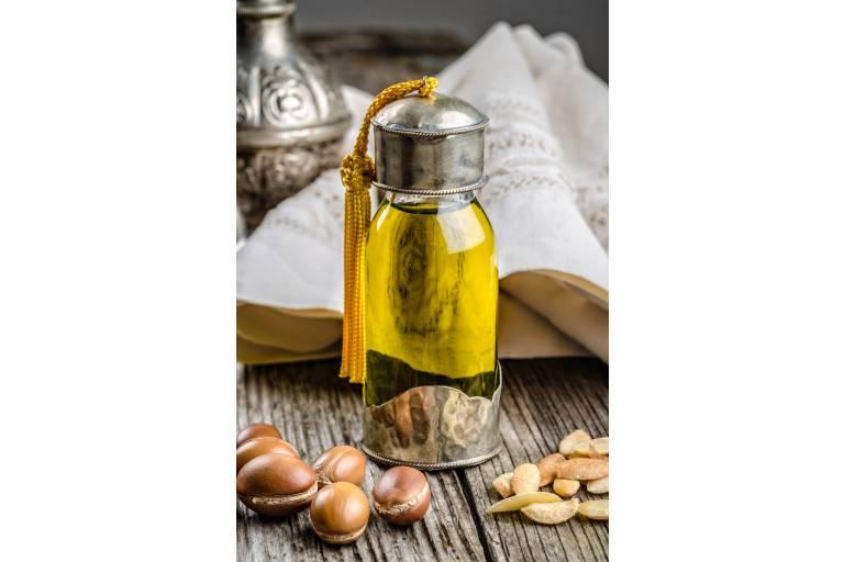 Аргановное масло