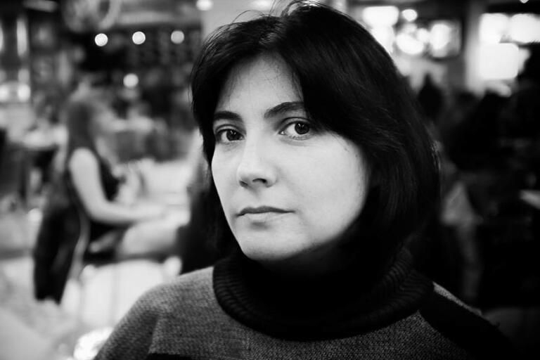 Алина Хараз