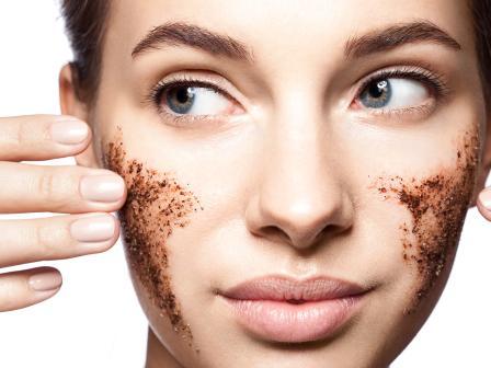 Скраб как средство очищения кожи