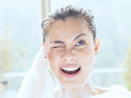 Лучший способ ухаживать за сухой кожей...
