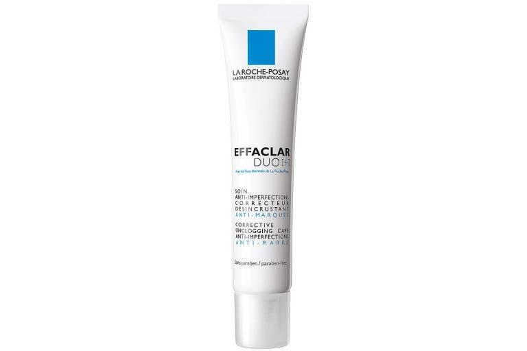 Корректирующий тонирующий крем-гель для жирной, проблемной кожи, склонной к акне, Effaclar Duo, La Roche-Posay