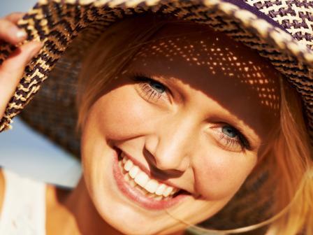 Как ваша кожа реагирует на солнечные лучи?