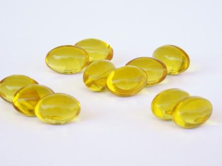 капсулы витамина Е для лица