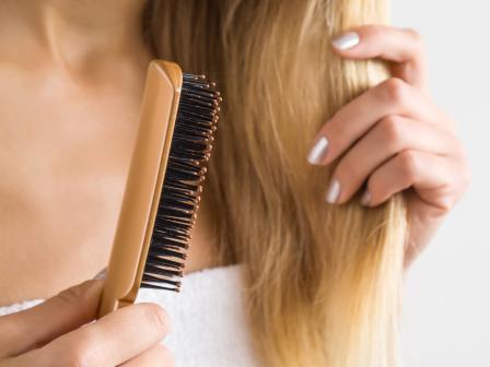 С какими проблемами волос вы сталкиваетесь чаще всего?